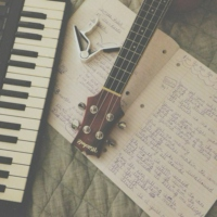 A Guitar and My Heart In My Hands