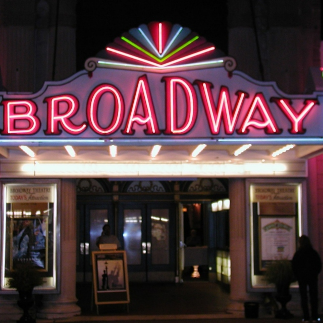 Broadway, Here I Come