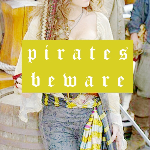 pirates beware