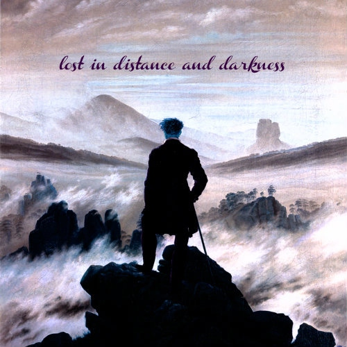 lost in distance and darkness