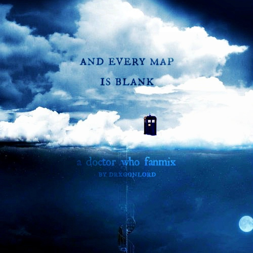 and every map is blank