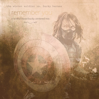 i remember you - the winter soldier vs. bucky barnes