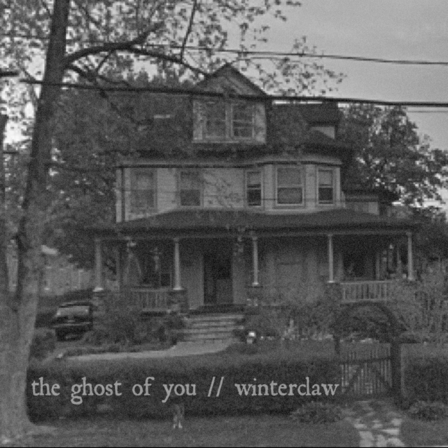 the ghost of you // winterclaw