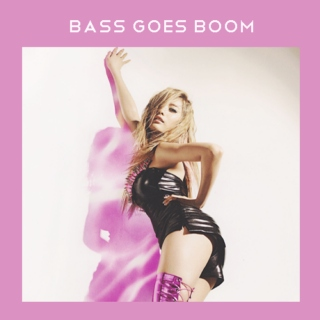 //feel the bass go boom//