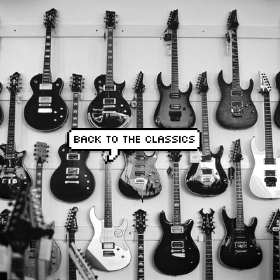 ✞ Back to the classics ✞