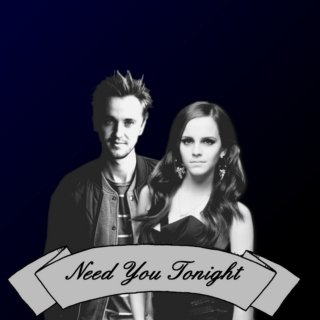 Need You Tonight- A Dramione Playlist