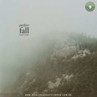 perfect fall playlist