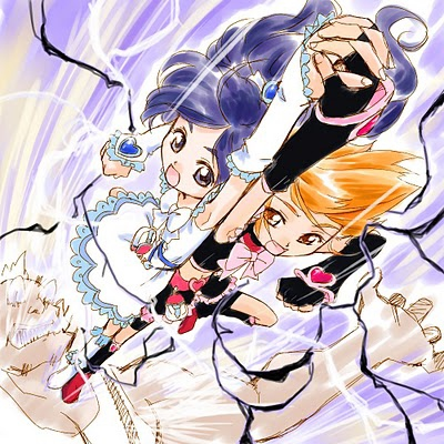 Futari wa Pretty Cure album part 1