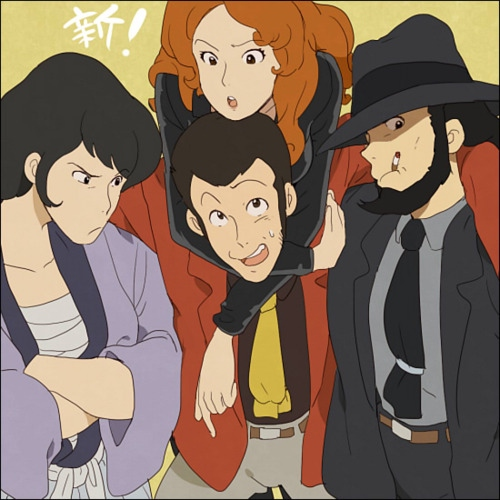 Lupin the 3rd 1978 OST FULL ALBUM