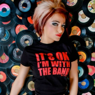 It´s ok, I´m with the band