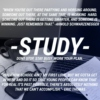 STUDY - Don't Stop, Stay Busy, Work Your Plan