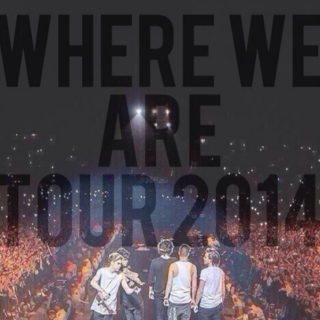 Where We Are World Tour
