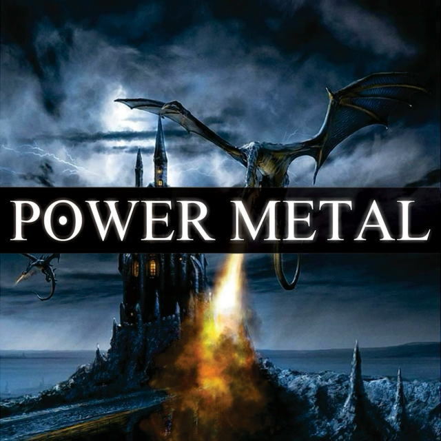 Power Metal to rock the Soul