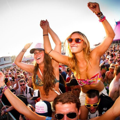 Take me to Tomorrowland!!