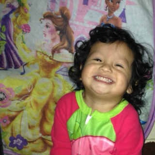 Azelia (2 years old)
