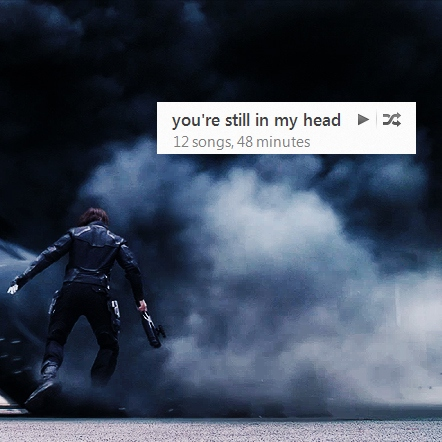you're still in my head