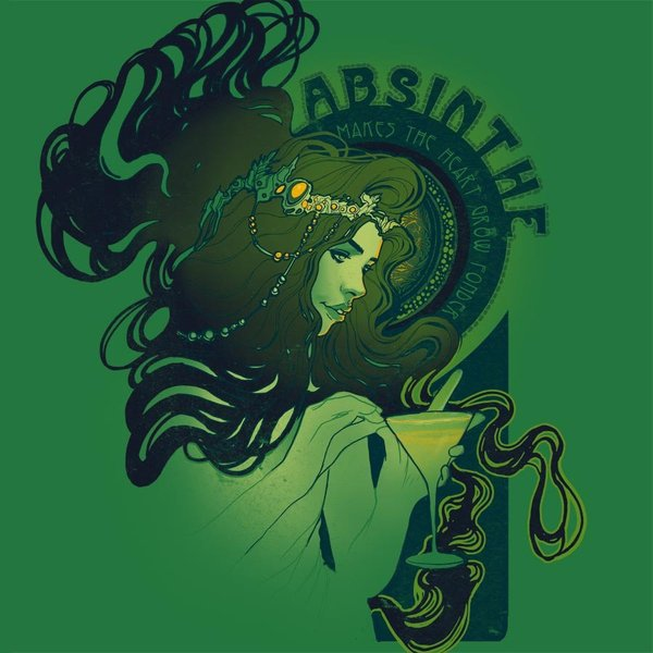 Absinthe makes the heart grow fonder