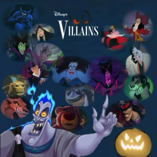 Be Prepared (the villains of Disney)