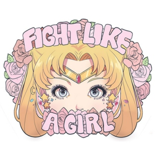☾♕fight like a girl♕☽