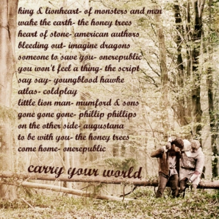 Carry Your World