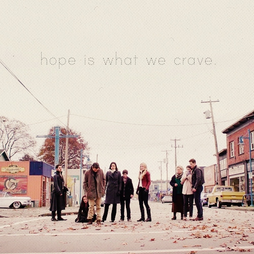 hope is what we crave