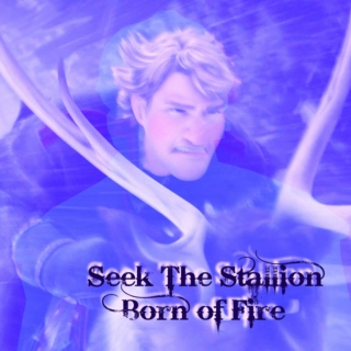 Seek The Stallion Born of Fire