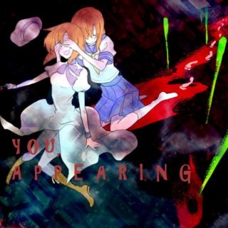you, appearing