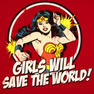 Girls, the world needs you!