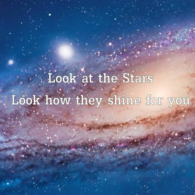 ❂ Look At The Stars ❂