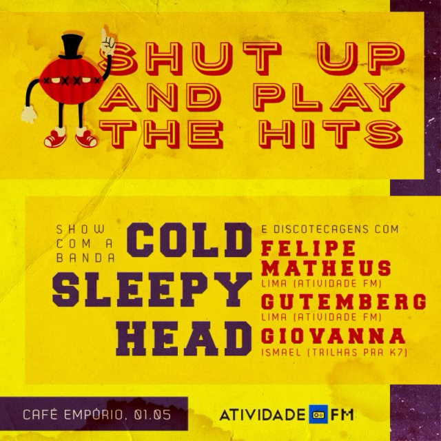 Shut Up and Play The Hits #1
