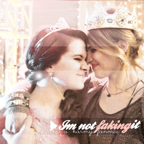 (I'm not) faking it