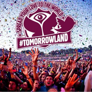 Tomorrowland 2014 Party Mix