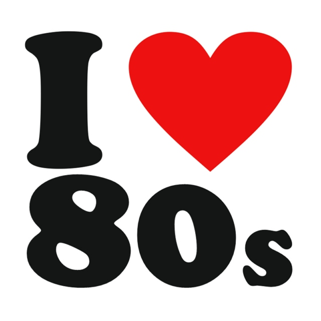 I Luv the 80s