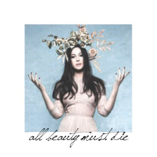 All Beauty Must Die