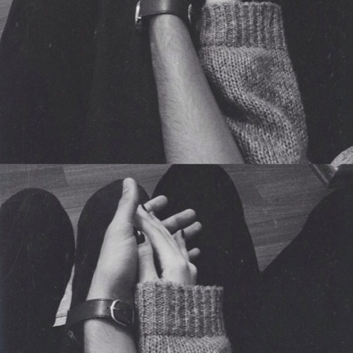 You and I.