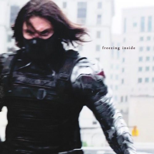 freezing inside - a winter soldier mix