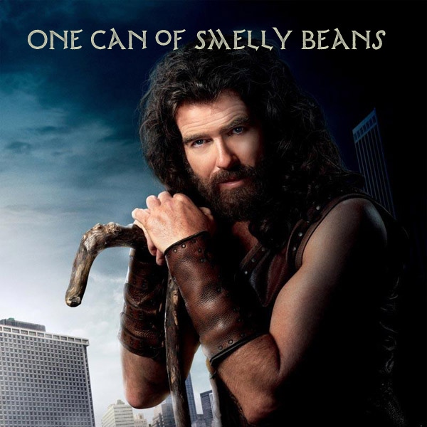 One Can of Smelly Beans