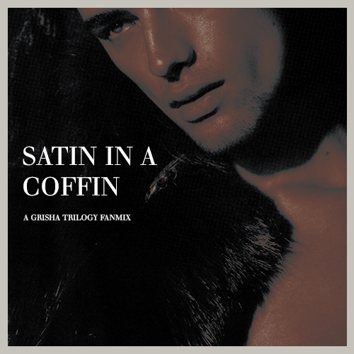 satin in a coffin