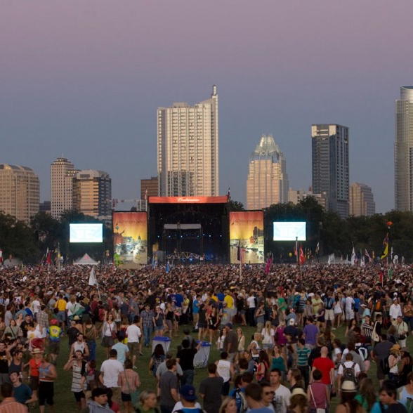 ACL 2014 Festival