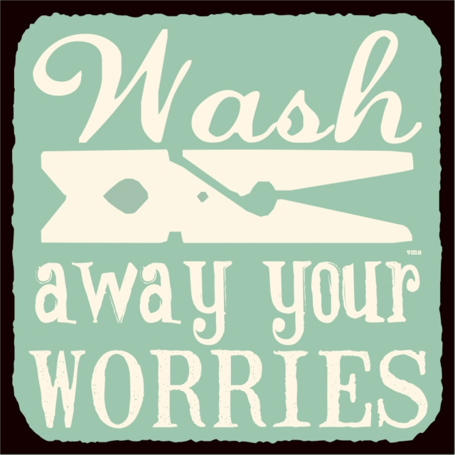 I sing and wash things