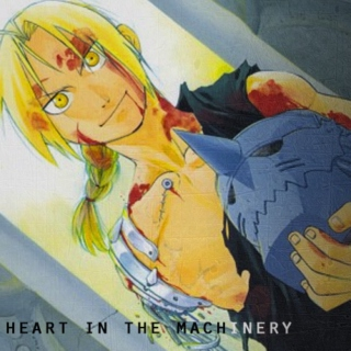 heart in the machinery