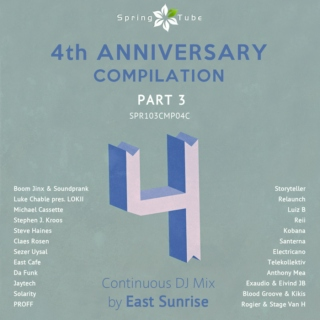 Spring Tube 4th Anniversary Compilation