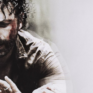 Walking Saints: Rick Grimes