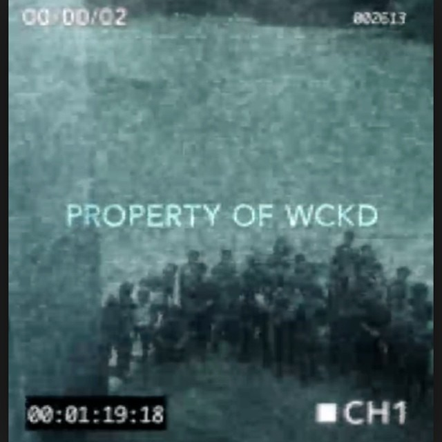PROPERTY OF WICKED