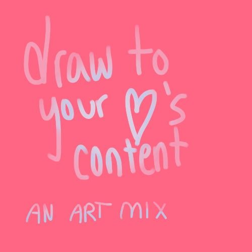draw to your heart's content