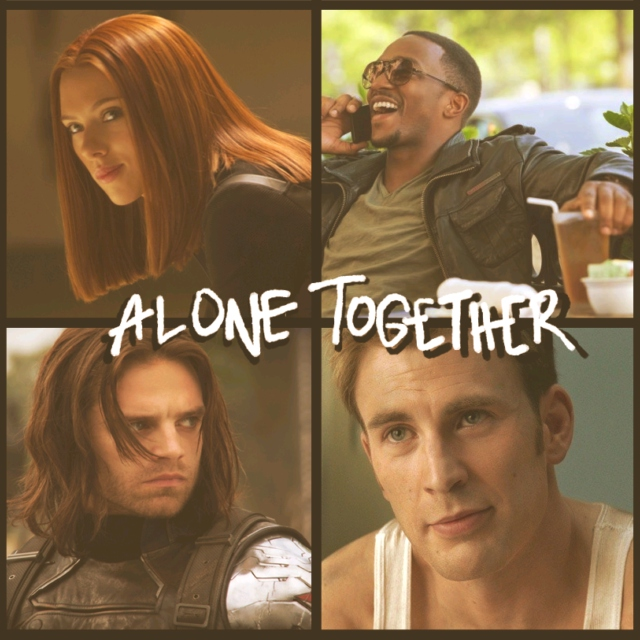 alone together: a mix for the cap 2 gang