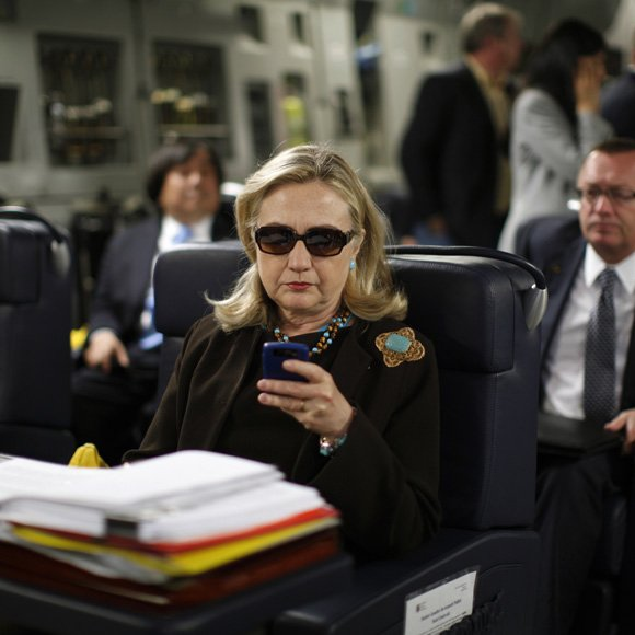 Hillary Clinton, Party People