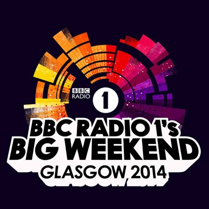 Prepping for Radio 1's Big Weekend 2014
