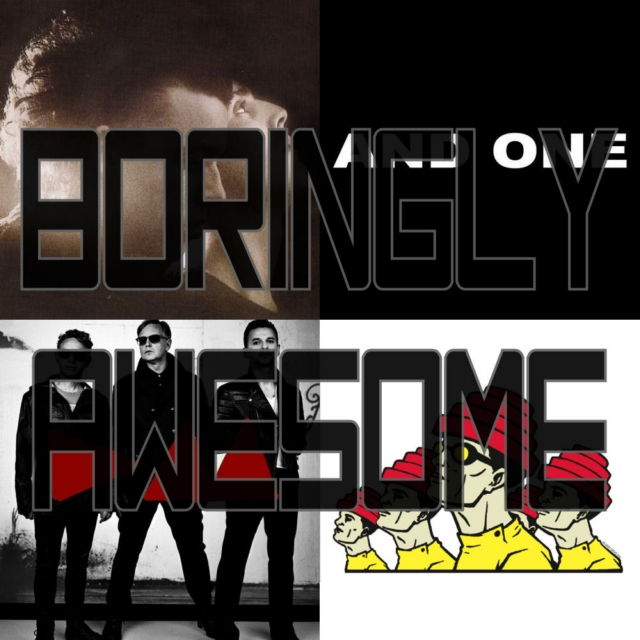 Boringly Awesome Mix #1