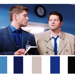 Everything Destiel